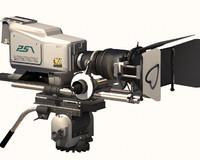 sony hdc f950 3d model