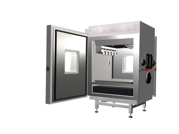 3d model qualmark chamber