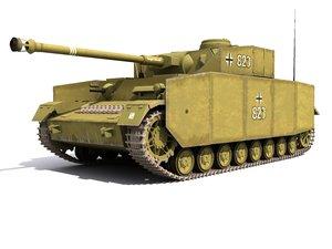panzer iv g tank max