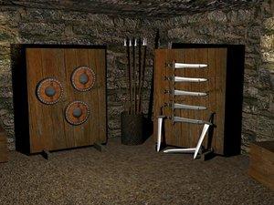 3d max dungeon