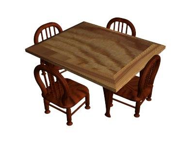 furniture 3d cob