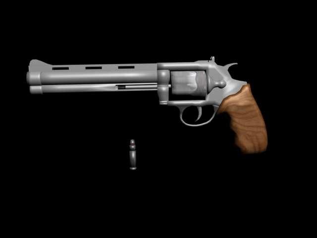 3ds max revolver s w