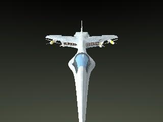 blender jet plane