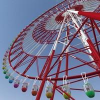 3ds max ferriswheel ferris wheel
