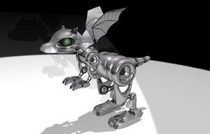 baby dragon max