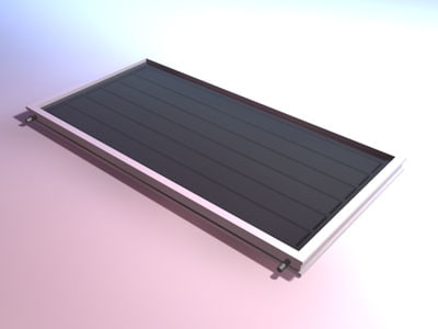 free max mode solar panel water