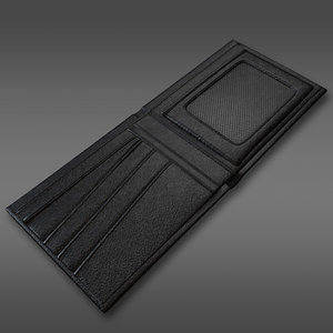 wallet ning s 3d model