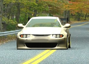 holden car 3d model