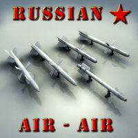 Air-Air Missiles Russian