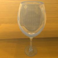 3d bordeaux wine