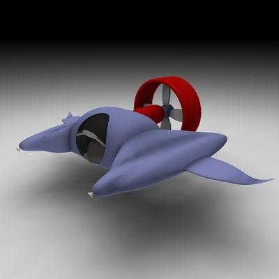 submarine 3ds