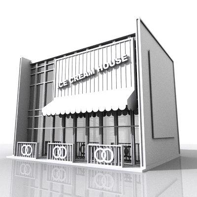 3dsmax architecture shop