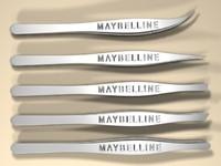 3ds maybelline tweezers