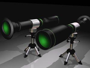 3d model spotter