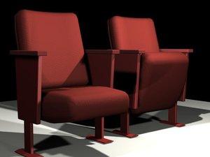 max theatre seat chair