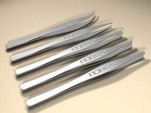 3ds l oreal tweezers
