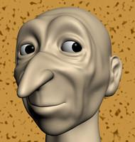 head face man max