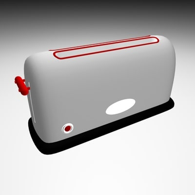 3ds toaster
