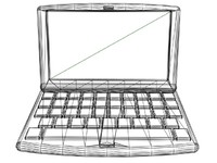 laptop computer 3ds