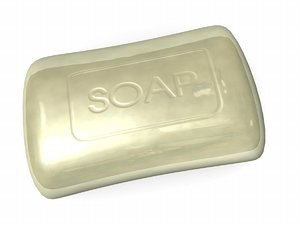 soap bar 3ds