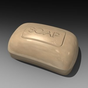3ds soap bar