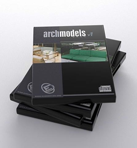 3dsmax archmodels 1 vol