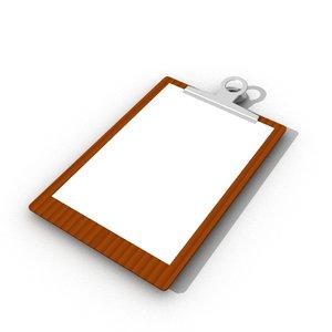 clipboard lwo