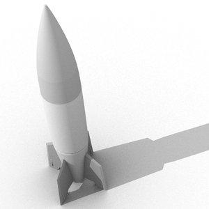 maya rocket missile
