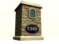 Brick Mail Box.zip