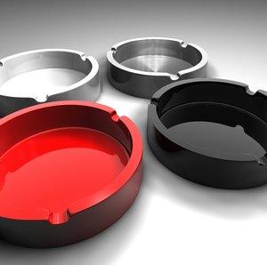 ashtray 3ds