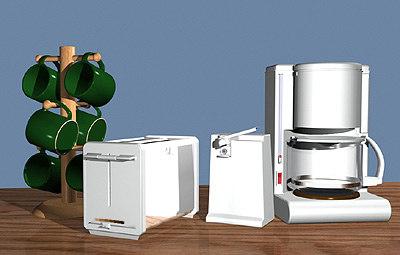 kitchen appliances max