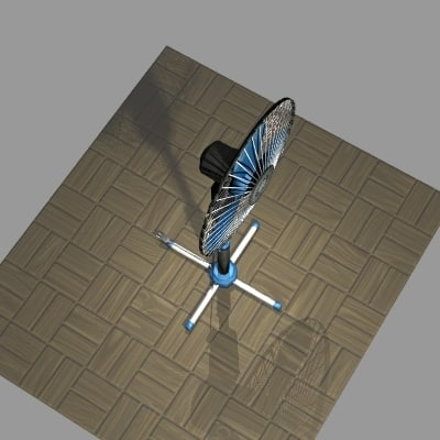 smart fan 3ds