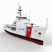 US Coast Guard WMEC 210