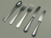 Cutlery Set / Knife,Fork,Spoon