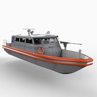 US Coast Guard Long Range Interceptor (LRI)