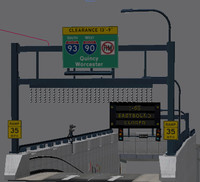 free max mode on-ramp highways