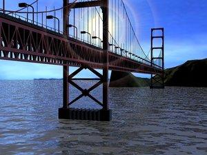 golden gate bridge max
