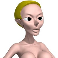 Mila cartoon character naked