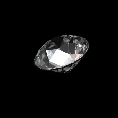 3ds max diamond brilliant cut