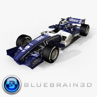 3ds max 2006 williams f1