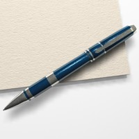3d model of executive pen paper