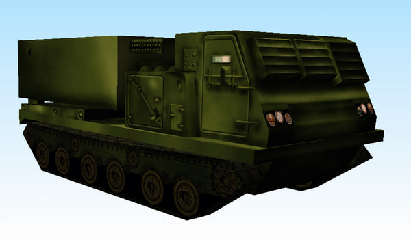 3d mlrs real time