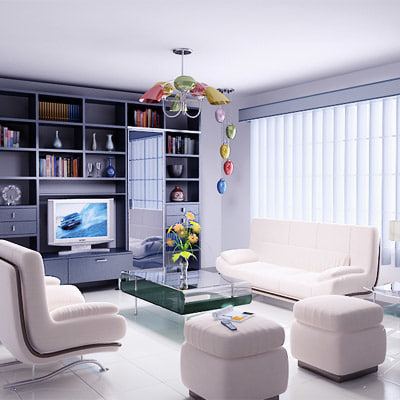 max living room