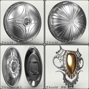 4 shields max