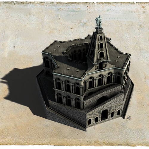 herkulse kassel castle buildings max