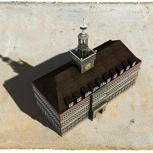 max emden building