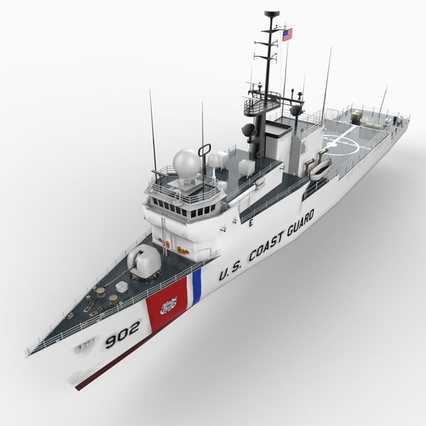 3d coast guard wmec protection