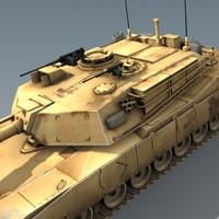 military abrams tank x