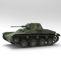 tank t60 3d model