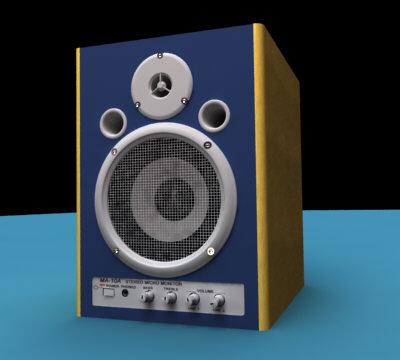 speaker sony max
